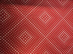 Andover-Prints-Salute-by-Kathy-Hall-Stars-Red-amp-White-100-Cotton-Quilting-Fabirc