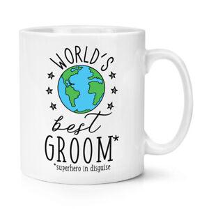 World-039-s-Best-Groom-10oz-Mug-Cup-Funny-Joke-Favourite-Wedding-Favour