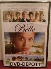 BELLE (2014) DVD VERSION, Gugu Mbatha-Raw, BRAND NEW AUTHENTIC FREE SHIPPING!