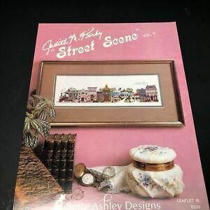 Judith-Kirby-Street-Scene-Vol-II-Cross-Stitch-Pattern-Leaflet-18
