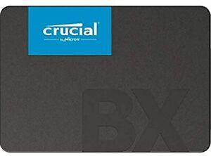 Disque Dur Interne SSD 240Go 540 Mo/s 3D NAND SATA 2,5 pouces Crucial BX500