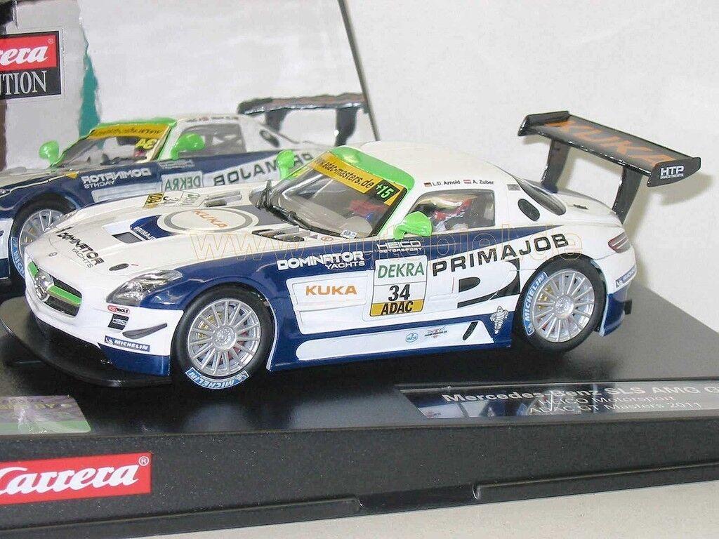 Mercedes Benz SLS AMG GT3 Carrera Ref. 27382 New 1 32