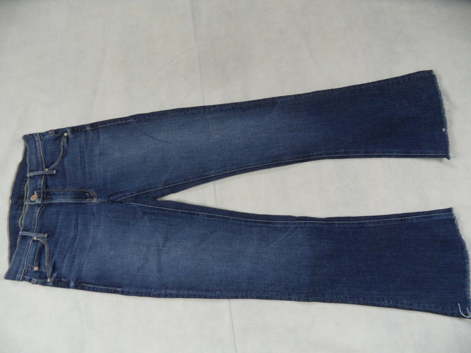 MOTHER coole skinny flare Jeans The Runaway Fray Gr. 27 TOP KoS1118