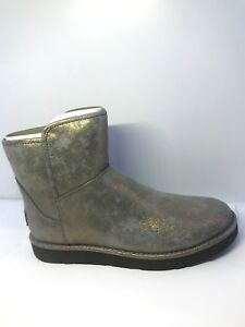 6 Boot Ugg Mini Taille Uk Stardust 5 Argent Femmes Abree qxxwUZ