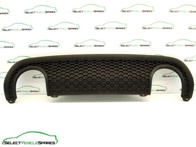 Genuine AUDI TT 8N MK1 98-06 Rear Bumper Lower Valance Diffuser 8N0807421A