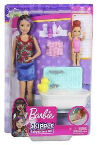 BARBIE BABYSITTER PLAYSET ASS.