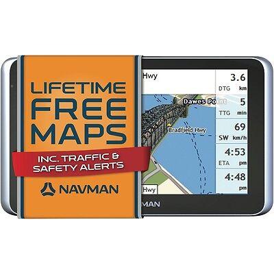 "NEW Navman 3286843 MY660LMMT 6"" GPS"