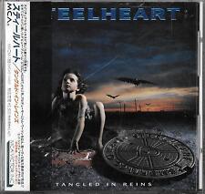 STEELHEART Tangled In Reins JAPAN CD OBI + Sticker / 1992  MVCM-188