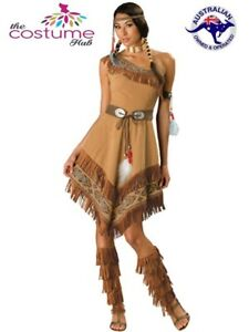 2528119059d Image is loading PLUS-SIZE-WOMENS-POCAHONTAS-NATIVE-AMERICAN-COSTUME