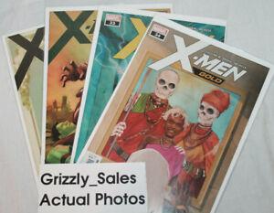 Marvel-039-s-X-Men-Gold-Issues-31-34-Bundle-CanadianSeller