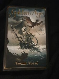 Naomi Novik Golden Age Sold Out Signed And Numbered Deluxe Edition HB Temeraire - Aberdeen, Aberdeen City, United Kingdom - Naomi Novik Golden Age Sold Out Signed And Numbered Deluxe Edition HB Temeraire - Aberdeen, Aberdeen City, United Kingdom