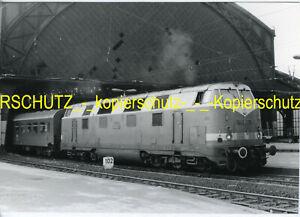 DR 118 654-3 1990 Pbf. Dresden-Neustadt DDR FOTO (*12429)