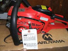 Maruyama Gas Chain Saw MCV31R