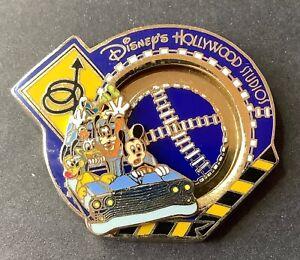Disney MGM Studios Rock N Roller Coaster Car Slider Disney Pin