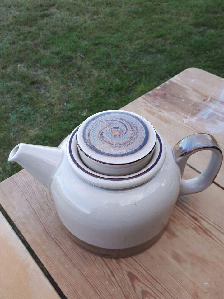 Porcelæn, Thepotte, Bing & Grøndal
