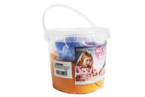 What Does Vasca Da Bagno Mean : Orange kinetic sand coloured sand & molds tub large tub free