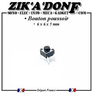 Bouton-poussoir-miniature-6-x-6-x-5-mm-Expedie-depuis-la-France