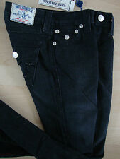 TRUE RELIGION Jeans HI-RISE BOOT Black Damen Jeanshose Gr.24 NEU mit ETIKETT