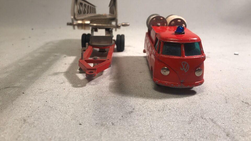Modelbil, Tekno VW Pickup Slangebil Tekno Type 2 - nr