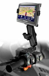 Soporte Succión Ram-mount para Tomtom Rider V2 y Garmin Zumo RAM-B-166-347U
