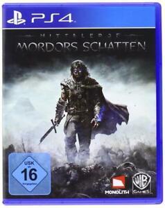 Mittelerde-Mordors-Schatten-PlayStation-4-PS4-NEU-OVP