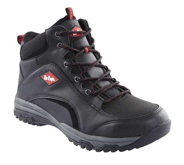 Billig gute Qualität Lee Cooper Stiefel mens-stahl-zehenschutzkappe Sicherheitsturnschuhe