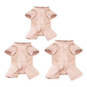 Baby-Romper-Reborn-Suit-Kit-Cloth-Body-Soft-Simulation-Doll-Supplies-DIY
