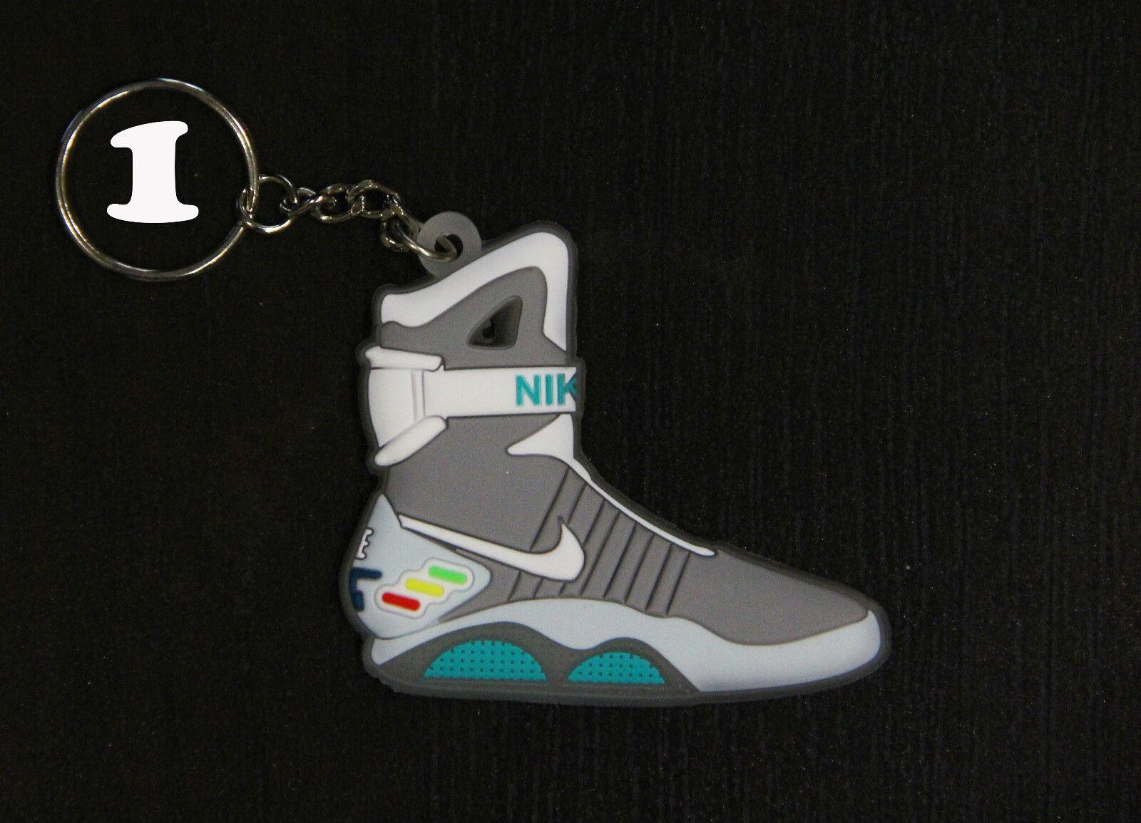 Nike kulcstartó kulcstartók mini sneaker modell MAG Jordan Dunk Air Max