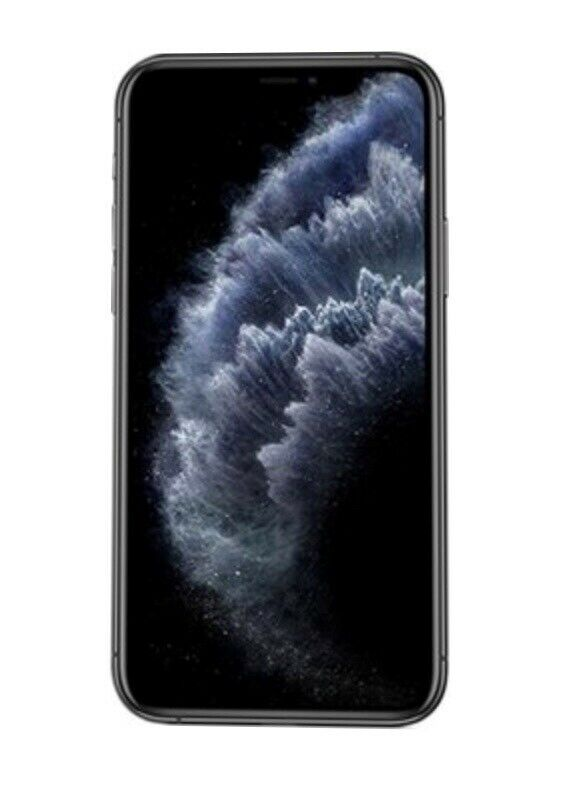 iPhone 11 Pro Max, 256 GB, sort