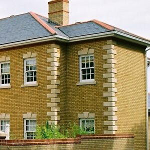 Stone chamfered quoins from acanthus stoneware ebay for Brick quoins