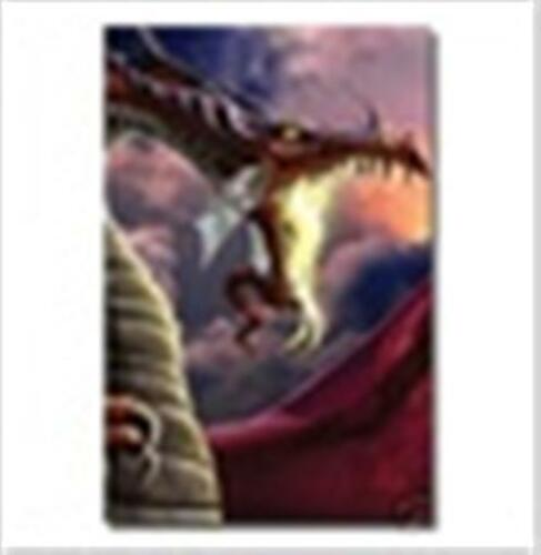 POSTER #9848 52 GY 22 X 34 TOM WOOD THE WRETCHED DRAGON