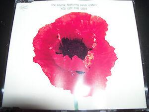 The-Source-Feat-Candi-Staton-You-Got-The-Love-Remixes-UK-CD-Single