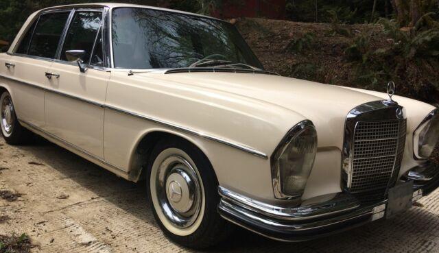 1968 Mercedes-Benz 300-Series 300SEL