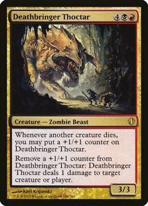 Wild Ricochet Commander 2013 NM Red Rare MAGIC THE GATHERING MTG CARD ABUGames