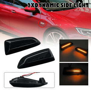 Dynamic-LED-Side-Indicator-Repeater-Light-For-Opel-Vauxhall-Astra-J-K-Insignia