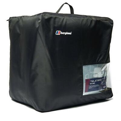 New Berghaus Air 8 bespoke tent carpet grey water resistant