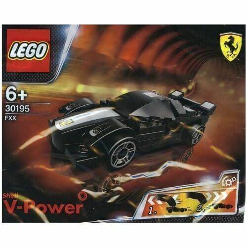Lego 30195 Ferrari Shell Limited Edition Set Asia Fxx Günstig Kaufen Ebay