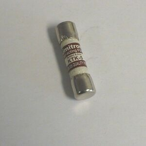 1-pc-Bussmann-Limitron-KTK-5-Fuse-New