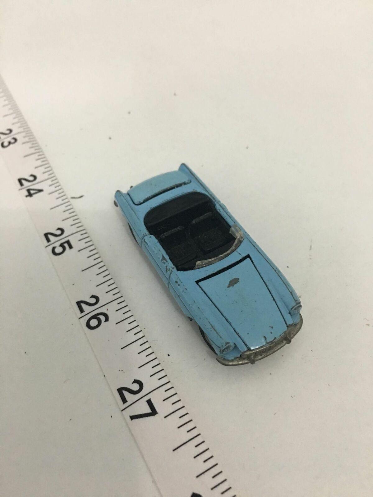 Vehículos De Plomo Fundido Dinky Juguetes Mini Dinky MGB Coche Deportivo Nº 19