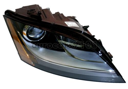 New Audi HALOGEN HEADLAMP RIGHT OEM AL LUS51111 8J0941004C
