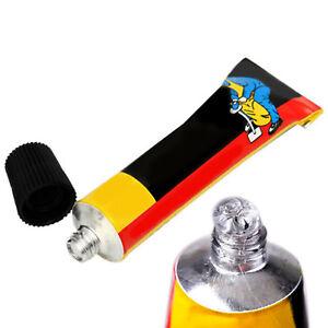 Superkleber Klebfest Schuhkleber Kleber für Schuhleder Gummi 18ml GUT