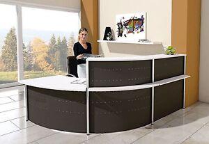 anbau theke bergen f empfangstheke tresen empfangsm bel. Black Bedroom Furniture Sets. Home Design Ideas