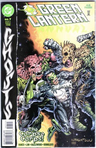 Green Lantern /'98 Annual 7 VF D2