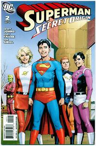 of 6 DC Comic Book Legion: Secret Origin #2