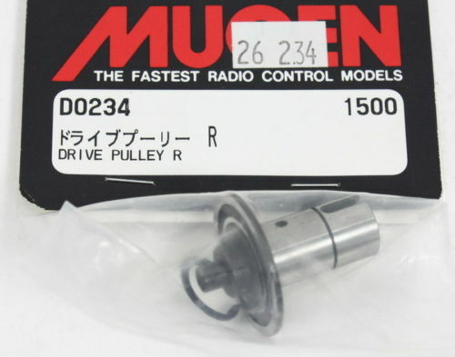 Mugen differential exit right d0234 26234