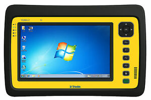 Trimble Yuma 2 Rugged Durable Tablet Pc Gps Camera