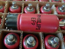 EF9 PHILIPS RED NEW TUBE VALVE 1 PC