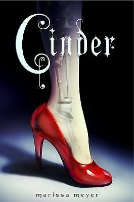 Cinder 1 by Marissa Meyer (2012, Hardcover)