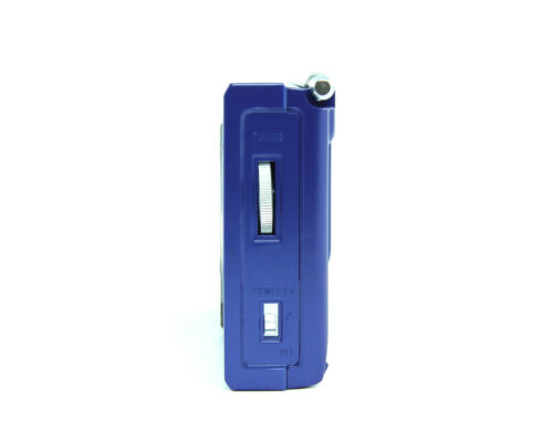 AM//FM SW Shortwave Portable Multiband Radio Receiver blue Tecsun R-911