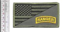 US Army Ranger Vietnam era 75th Airborne Infantry Regiment acu Patch